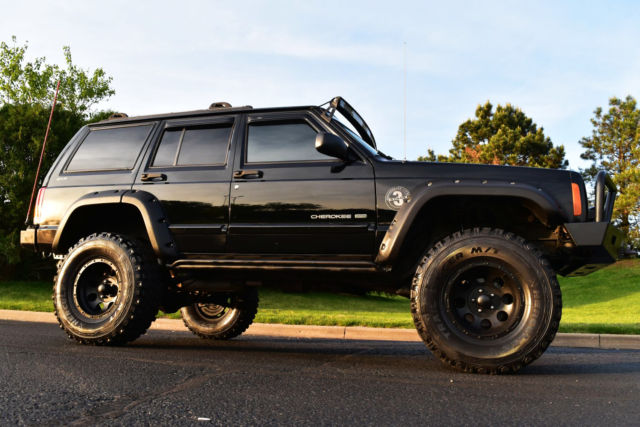 2001 Jeep Cherokee Limited Edition Low Mile Jeeps Xj 4 0