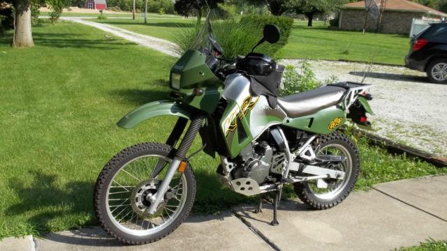 2001 Klr 650 Dual Sport Adventure Bike Package