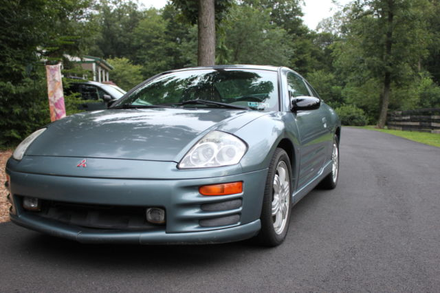 2001 mitsubishi eclipse gt turquoise. Black Bedroom Furniture Sets. Home Design Ideas