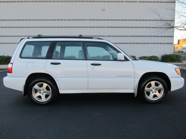 2001 subaru forester s awd white loaded 1 owner super clean very well maintained vehicles markets com