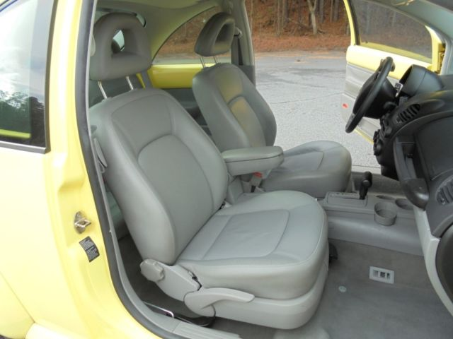 2001 Vw Beetle Tdi Leather Sunroof Htd Seats Clean Jetta Passat 2002 2003