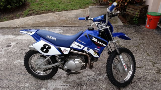 2001 yamaha ttr 90 dirt bike pit bike very clean for Yamaha ttr 90