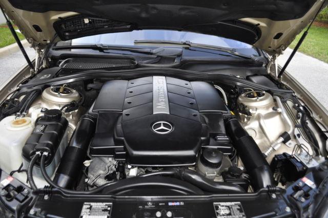Mercedes Benz Pompano >> 2002 2003 2004 2001 2000 2005 2006 Mercedes-Benz S500 S430 ...