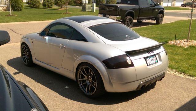 2002 Audi TT Quattro Coupe 2-Door 1.8L 300 hp