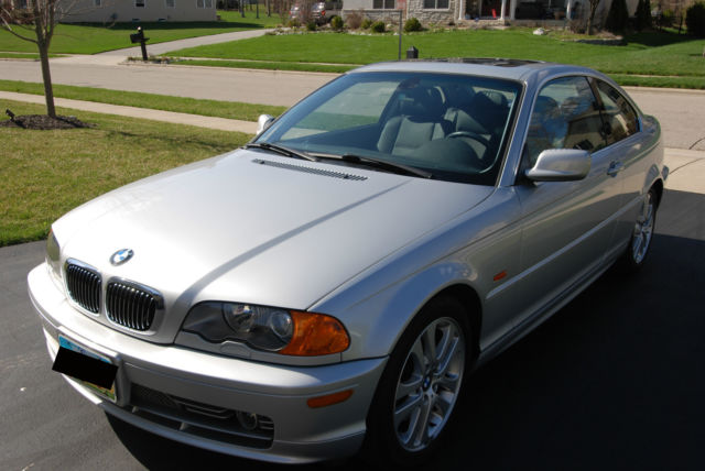 2002 BMW 330Ci Coupe  Low Miles Loaded with Options incl
