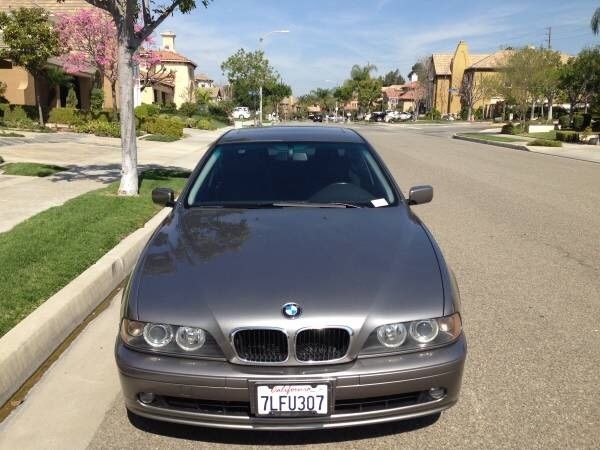 2002 BMW 525i M Sport Package Clean Title Low 74k Miles