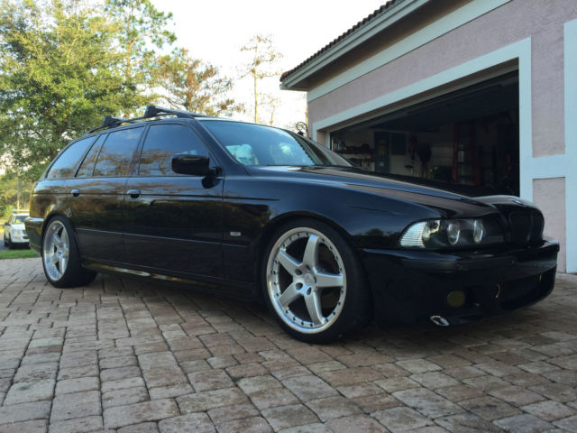 2002 bmw 540i sport wagon touring navigation hamann dinan. Black Bedroom Furniture Sets. Home Design Ideas
