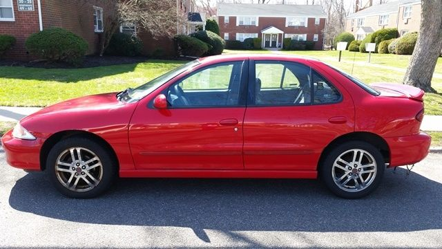 2002 chevrolet chevy cavalier ls sport 4 door vehicles markets com