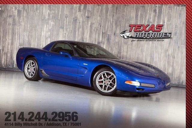2002 Chevrolet Corvette Z06 Heads & Cam! c5 zo6! Extra Clean! MUST SEE