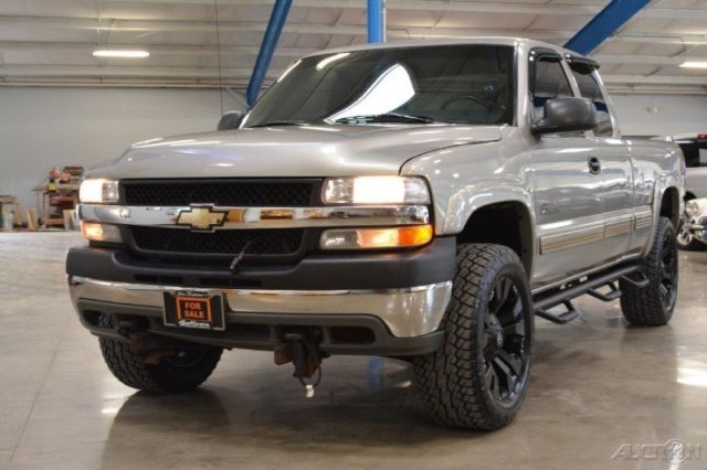 2002 chevrolet silverado 2500 ls duramax diesel turbo 6 6l v8 automatic 4wd 02. Black Bedroom Furniture Sets. Home Design Ideas