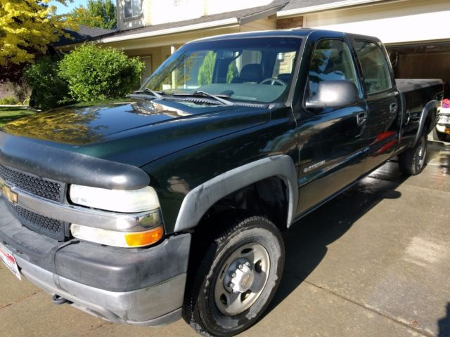 2002 chevrolet silverado 2500 hd crew cab blue book value. Black Bedroom Furniture Sets. Home Design Ideas