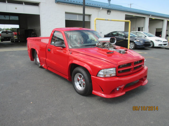 2002 Dodge Dakota R T Regular Cab With Blown 360 Pro