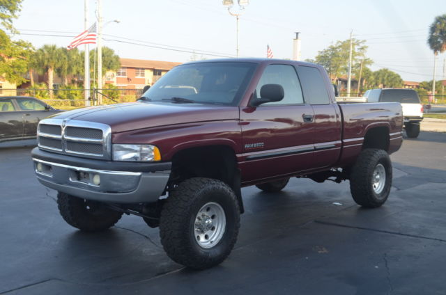 2002 dodge ram 2500 slt laramie 5 9 cummins turbo diesel 4x4 lifted 2nd gen fl vehicles markets com