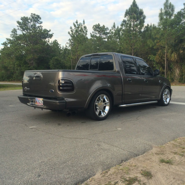 2002 Ford F 150 Harley Davidson Supercharged