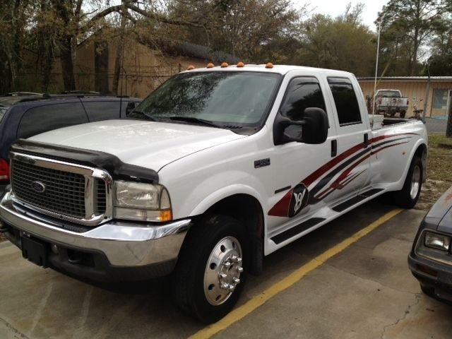 2002 F550 Lariat Fontaine Conversion Air Ride Very Nice ...