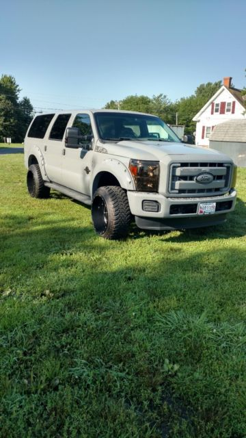 Ford Excursion 2016 >> 2002 Ford Excursion 2016 Conversion