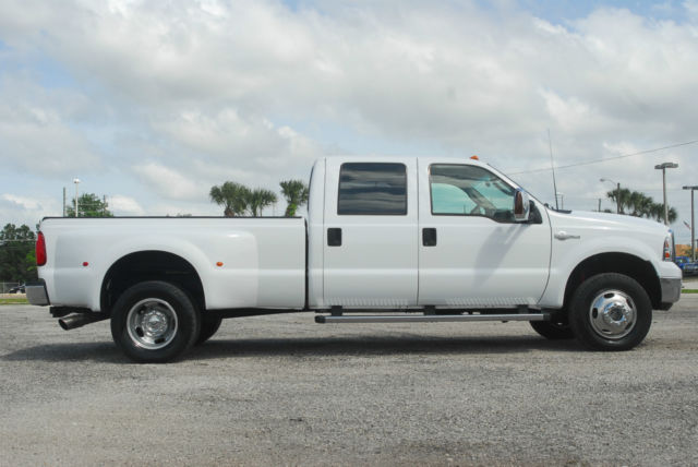 2002 ford f 250 lariat crew cab 7 3 diesel 4x4 custom 06 f350 dually king ranch. Black Bedroom Furniture Sets. Home Design Ideas