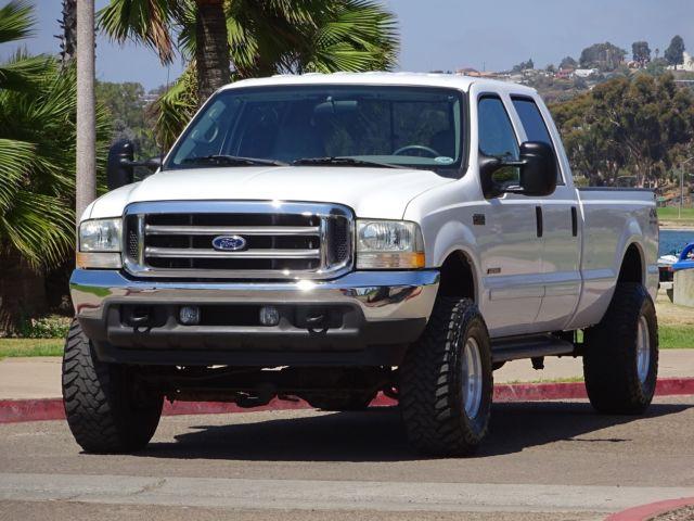 2002 Ford F250 Lariat 4x4 73l Powerstroke Di For Sale Liftedtruckz