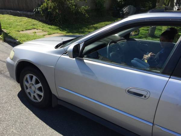 2002 honda accord 2 door special edition