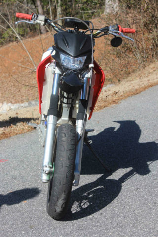 2002 Honda XR650R Supermoto (Street legal)