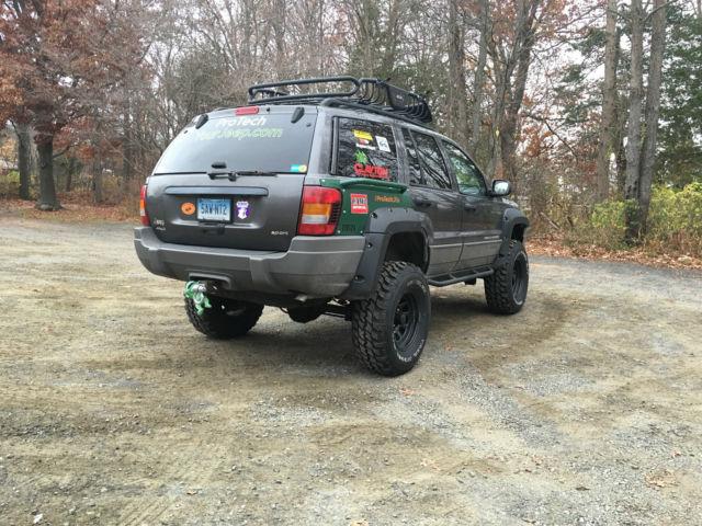 2002 jeep grand cherokee lifted custom long arm lift go anywhere vehicles markets com