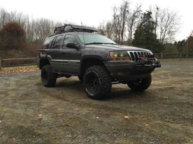 2002 Jeep Grand Cherokee Lifted Custom Long Arm Lift Go ...