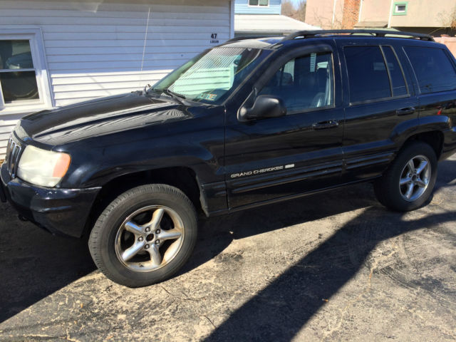 2002 jeep grand cherokee limited 4x4 loaded 4 7l v8 tow package 2002 jeep grand cherokee limited 4x4 loaded 4 7l v8 tow package