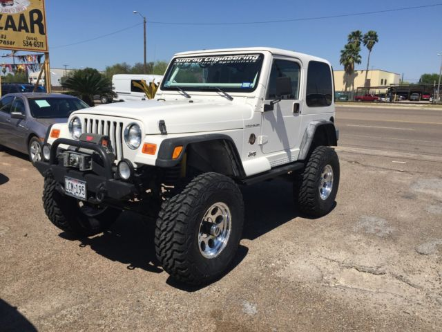 2002 Jeep Wrangler Sahara Professionally Built OffRoad
