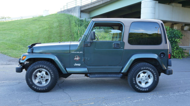 2002 jeep wrangler sahara suv tj automatic 4x4 w hardtop 4 0l no. Cars Review. Best American Auto & Cars Review