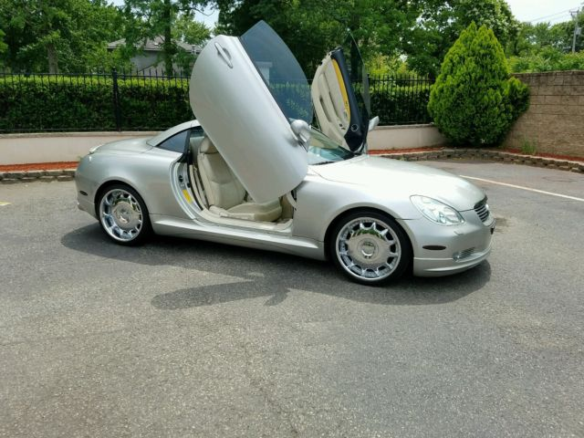 2002 Lexus Sc430 Custom Supercharged Lambo Doors With Lots Amp Lots Of Extras