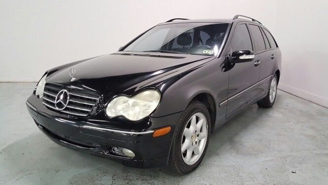 2002 mercedes benz c320 wagon rare find. Black Bedroom Furniture Sets. Home Design Ideas