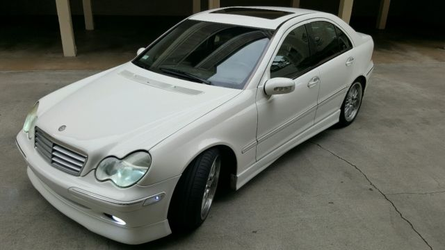 2002 mercedes c240 sport lowered body kit ace wheels for Mercedes benz c240 wheels