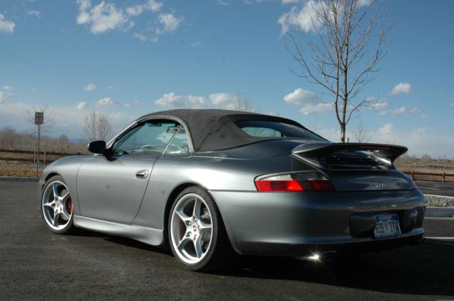 2002 porsche 996 911 cabriolet convertible. Black Bedroom Furniture Sets. Home Design Ideas