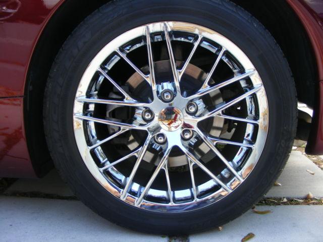 2003 50th Anniversary Corvette Coupe Low Miles Automatic