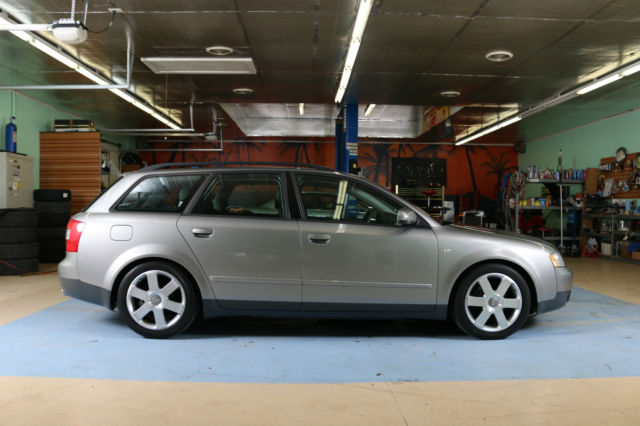 2003 audi a4 avant quattro loaded sport package over 3k. Black Bedroom Furniture Sets. Home Design Ideas