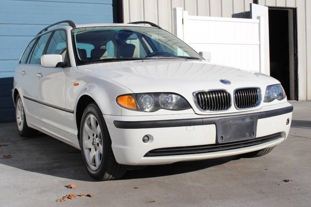 2003 Bmw 325xit 325xi Wagon E46 Premium Package 03 Awd 4x4 Knoxville Tn