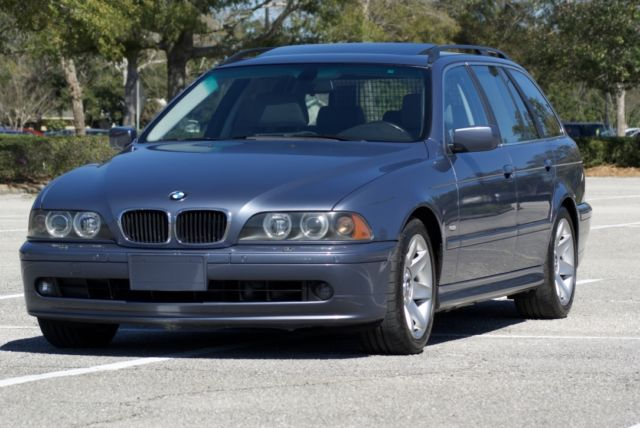 2003 BMW 5Series 525i Wagon SPORT M Package Loaded Clean LQQK
