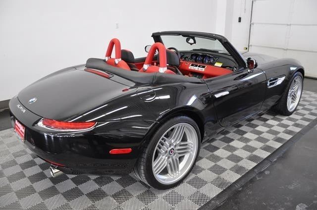 2003 Bmw Z8 Alpina Jet Black Sport Red Amp Black 2 Tone