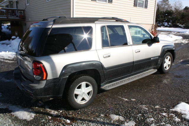 2003 Chevrolet Trailblazer Ext LTZ North Face Edition