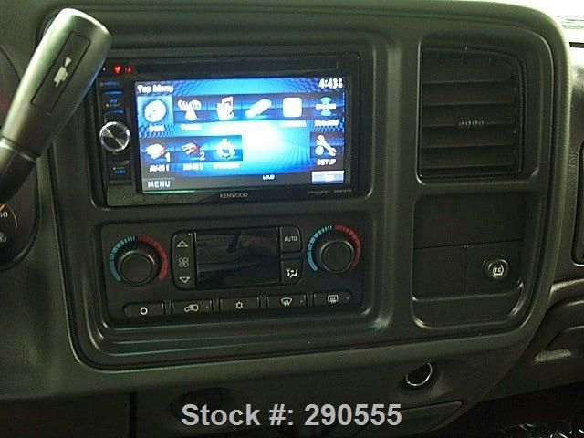 2003 CHEVY AVALANCHE Z66 KENWOOD AUDIO ROOF RACK 42K 290555 Texas