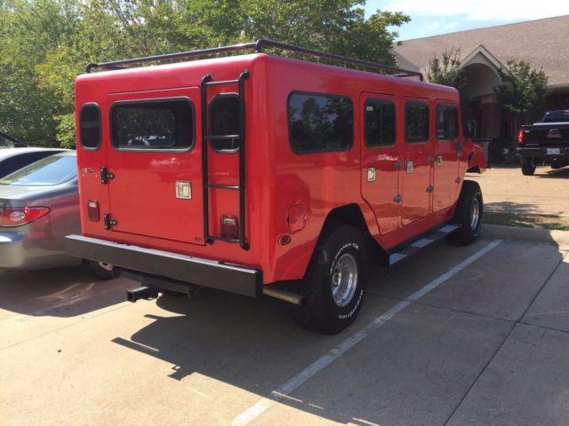 2003 Custom Built 6-Door Hummer