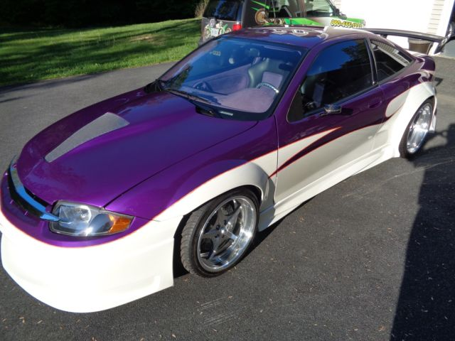 2003 custom turbo chevy chevrolet cavalier show car super for 2003 cavalier window motor