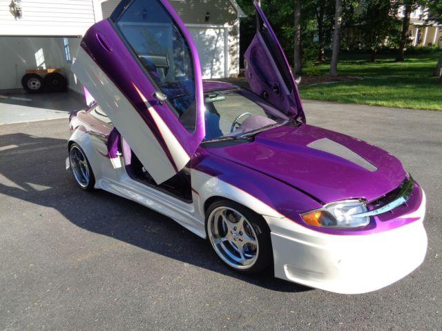 2003 Custom Turbo Chevy Chevrolet Cavalier Show Car Super