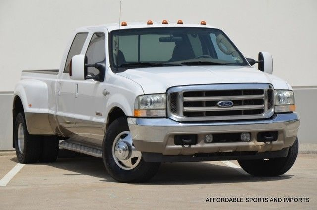 2003 ford f350 king ranch seats