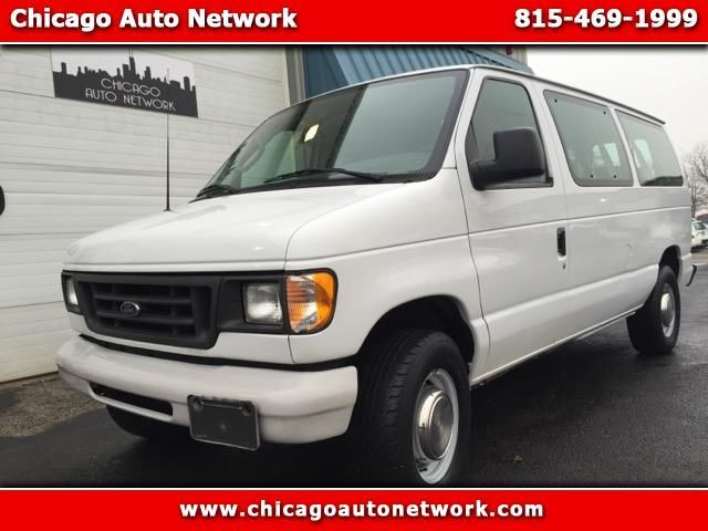 2003 ford e350 van gross vehicle weight