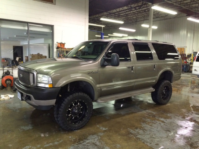 2003 ford excursion diesel 4x4 7 3 lifted. Cars Review. Best American Auto & Cars Review