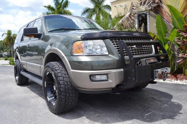 2003 Ford Expedition Eddie Bauer Sunroof Rear Dvd Heated