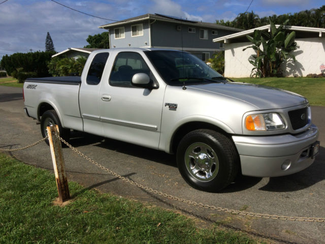 2003 Ford F-150 F150 STX supercharged Kenne Bell, JBA