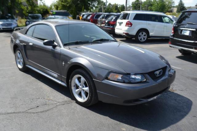 mustang 2003 v6 automatic