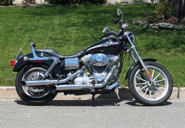 All Bout Cars Harley Davidson Super Glide Dyna: 2003 HARLEY DAVIDSON 100TH ANNIVERSARY DYNA SUPERGLIDE (FXD